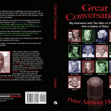 Great Conversations Back & Front Cover